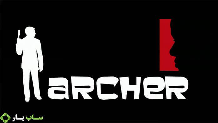 دانلود زیرنویس فارسی سریال Archer