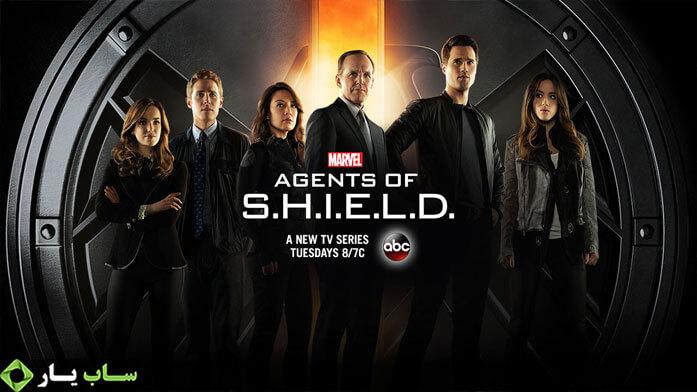 دانلود زیرنویس فارسی سریال Agents of SHIELD