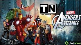 دانلود زیرنویس فارسی سریال Avengers Assemble