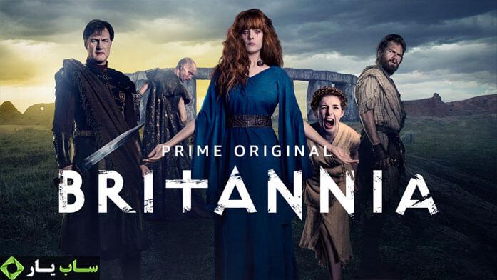 دانلود زیرنویس فارسی سریال Britannia